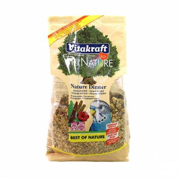 Vitakraft / Витакрафт Vita nature NATURE DINNER Корм для волнистых попугаев 750 г