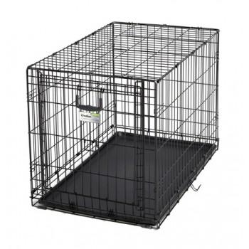 Midwest / Мидвест клетка Ovation 94,6х58,4х63,5h см 1 дверь рельсовая черная