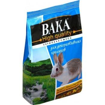 Вака High Quality корм для декоративных кроликов 500г [54228]