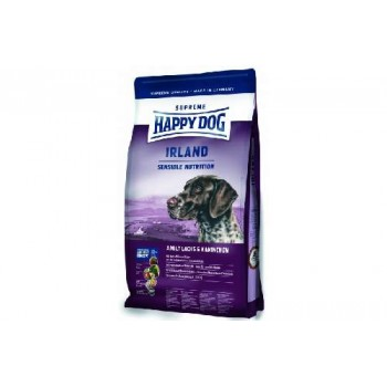 Happy Dog / Хеппи Дог сухой корм д/собак Ирландия (лосось+кролик) 12,5 кг