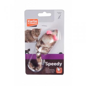 Karlie-Flamingo / Карли Фламинго Игрушка д/к speedy мышь 7*3,5*3