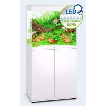 Juwel / Ювель LIDO 200 LED аквариум 200л белый (White) 71х51х65см 2х14W Фильтр Bioflow M, Нагр200W