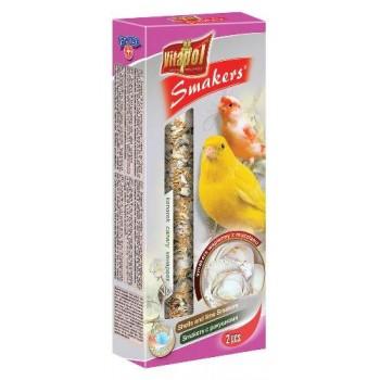 Vitapol / Витапол Smakers с ракушками для канареек