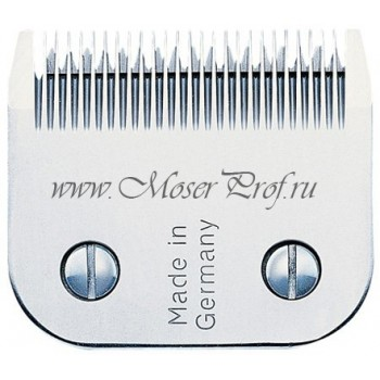 Moser ножевой блок съемный 10F для машинки Moser Max 45 (высота 2 мм, ширина 49 мм, шаг 1,63 мм)