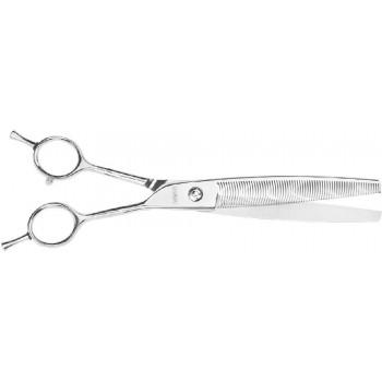 Еhaso / Эхасо Revolution ножницы филировочные односторонние 22 см 65 зубцов