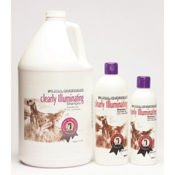 1 All Systems / Олл Системс Clearly Illuminating Shampoo суперочищающий шампунь для блеска 500 мл