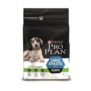 """Pro Plan / Про План """"Puppy Large Athletic"""" сухой для щенков Крупных пород Ягненок 14 кг"""