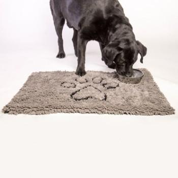 Dog Gone Smart / Дог Гон Смарт коврик д/собак супервпитывающий Doormat M, 51*79см, серый