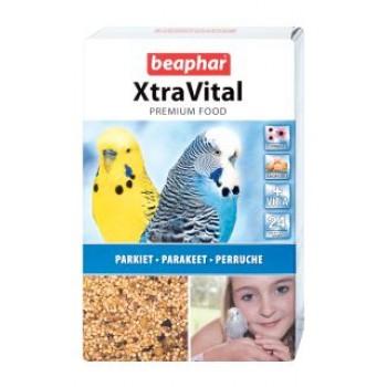 Beaphar / Беафар Корм «Xtra Vital» д/волнистых попугаев, 500г
