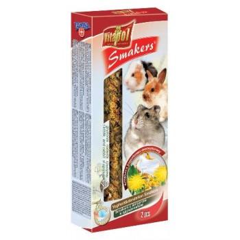 Vitapol / Витапол Smakers с йогуртом и одуванчиком для грызунов