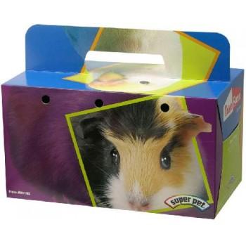 "Super Pet Переноска ""Т-Н В"" д/грыз., картон, 22,9х12,7х12,7 см 99100/1"
