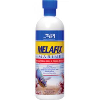 API / АПИ Мелафикс - для морских рыб Melafix Marine, 237ml