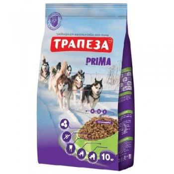 Трапеза Прима сух.д/собак 10кг