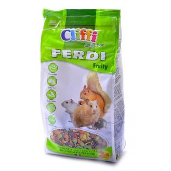 Cliffi / Клиффи Корм для хомяков, мышей, белок песчанок фруктами, грецкими орехами морковью PCRA040
