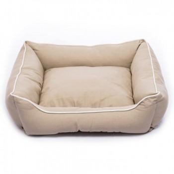 Dog Gone Smart / Дог Гон Смарт Нано лежанка Lounger Bed XL, 94*79см, бежевый