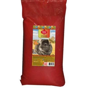 Родные корма для шиншил комбикорм 10 кг 3741