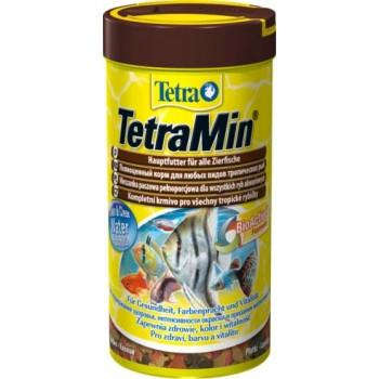 TetraMin / Тетра корм для всех видов рыб в виде хлопьев 250 мл