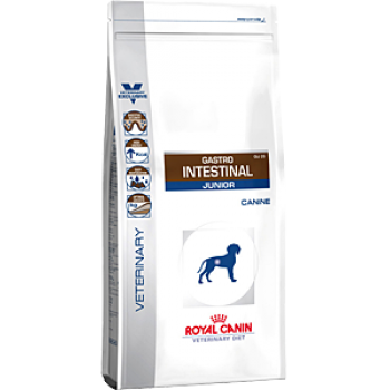 Royal Canin / Роял Канин Гастро-Интестинал Юниор (канин), 10 кг