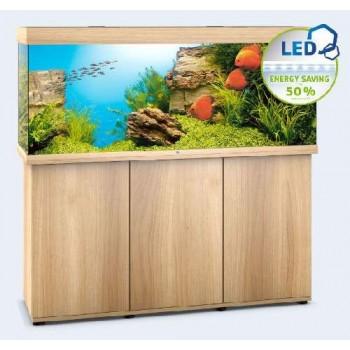 Juwel / Ювель RIO 450 LED аквариум 450л светлое дерево (Light wood) 151х51х66см 2х31W Фильтр Bioflow XL, Нагр300W