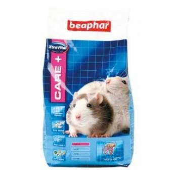 Beaphar / Беафар Корм «Care+» д/крыс, 1,5кг