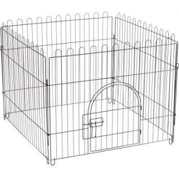 Triol / Триол Клетка-вольер K1 для животных, 4 секции, эмаль, 840*690мм
