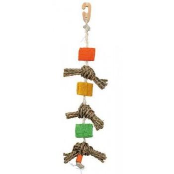 Trixie / Трикси 58958 Игрушка для птиц дерево 43 см