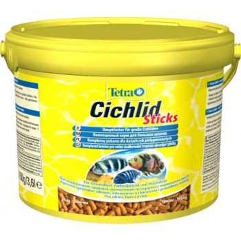 TetraCichlid / Тетра Sticks корм для всех видов цихлид в палочках 3,6 л
