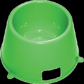 Зооник 15010 Миска пластмассовая 0.55л (д/кокера)