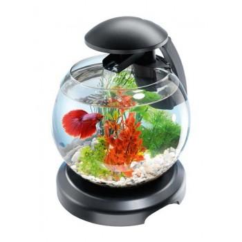 Tetra / Тетра Cascade Globe аквариумный комплекс черный 6,8 л