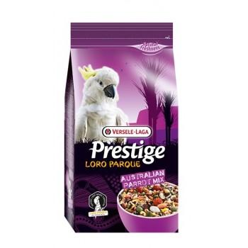 Versele-Laga корм для крупных попугаев Prestige Premium Australian Parrot Loro Parque Mix 1 кг