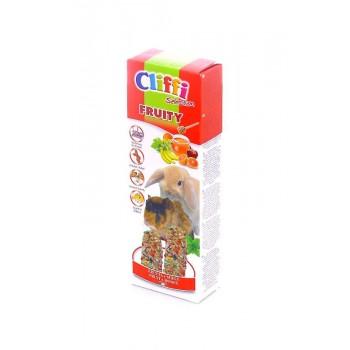 Cliffi / Клиффи Лакомства для Морских свинок Кроликов: палочки фруктами медом PCRA253