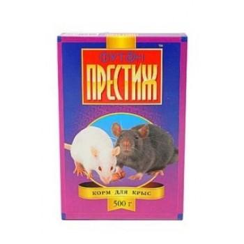 Престиж Корм д/крыс, 500 гр