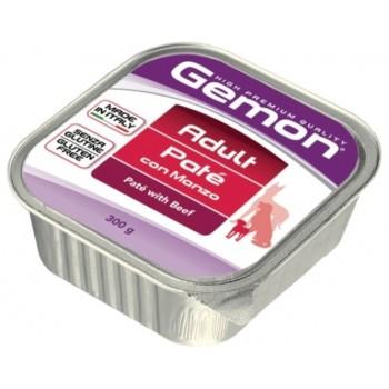 Gemon / Гемон Dog консервы для собак паштет говядина 300 г