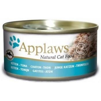 Applaws / Эпплаус Консервы для котят с Тунцом 0,07 кг