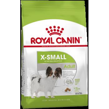 Royal Canin / Роял Канин X-Small Adult корм для собак миниатюрных размеров от 10 месяцев до 8 лет, 1,5 кг