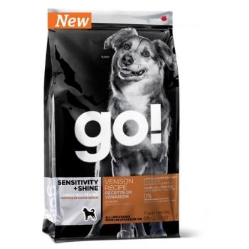 Go! / Гоу! для щенков и Собак со свежей олениной для чувств. Пищеварения 2,72 кг
