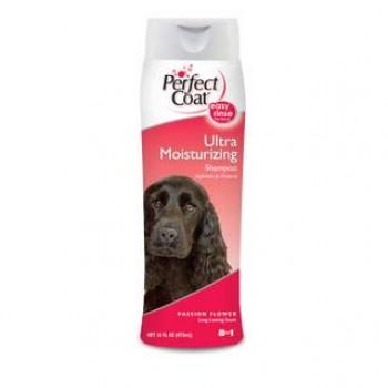 8in1 шампунь для собак PC Ultra Moisturizing увлажняющий с ароматом страстоцвета 473 мл