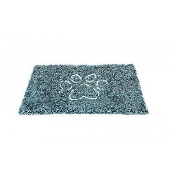 Dog Gone Smart / Дог Гон Смарт коврик д/собак супервпитывающий Doormat L, 66*89см, цвет морской волны