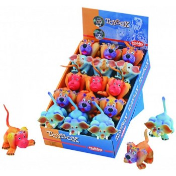Nobby / Нобби Игрушка для собак Зверята 9-10см 79662