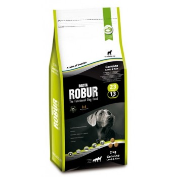 Bozita / Бозита Robur 23/13 сух.корм д/собак с мясом Ягненка 100% 2кг