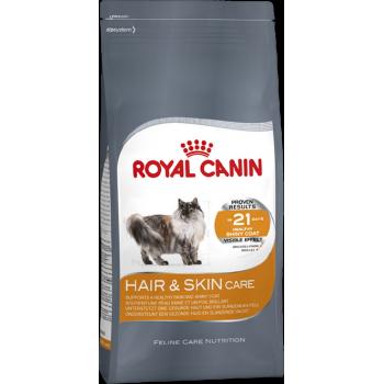 Royal Canin / Роял Канин ФКН7 Хэйр энд Скин кэа 0,4кг