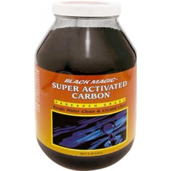 API / АПИ Супер Активайтед Карбон - Суперактивированный уголь для фильтров Black Magic Super Activated Carbon