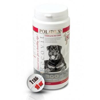 POLIDEX/Полидекс Рековит усиленный комплекс минералов, витаминов д/собак 300 таб. 2062