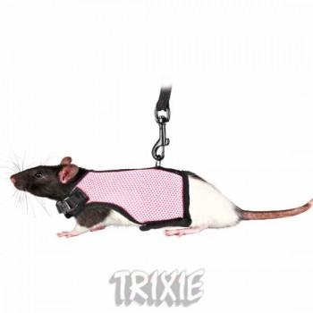 Trixie / Трикси Шлейка-жилетка для морской свинки/крысы 61511