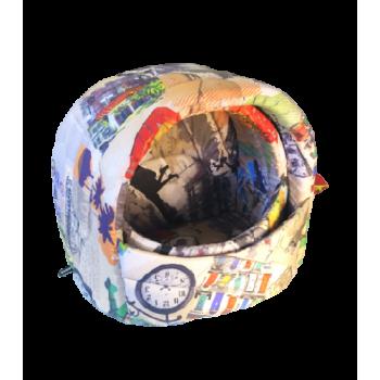 Иванко Домик-Юрта L «Прованс» 45*35*36см (логистическая уп) 42*32*30см (спальное место)