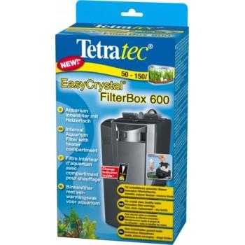 Tetra / Тетра EasyCrystal 600 Filter Box внутренний фильтр для аквариумов 100-130 л