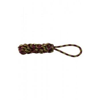 """Papillon / Папиллон Игрушка для собак """"Плетеный цветной букир"""", 33 см"""