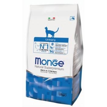 Monge / Монж Cat Urinary корм для кошек профилактика МКБ 1,5 кг