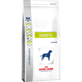 Royal Canin / Роял Канин Диабетик ДС 37 (канин) 12 кг