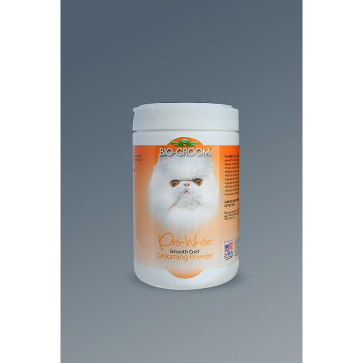 Bio-Groom / Био Грум Pro White Smooth пудра мягкая 178 мл